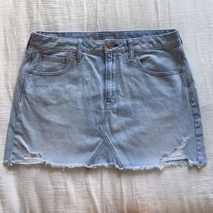 American Eagle Mini A-Line Skirt